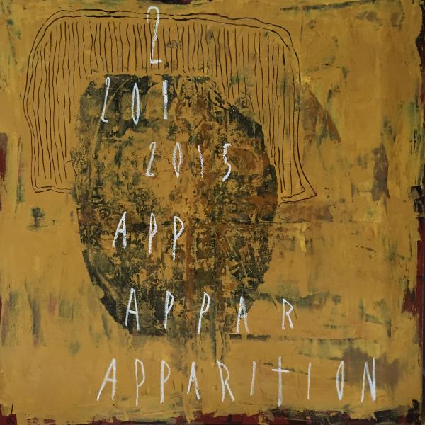 LudovicPessin Apparition  2015